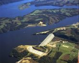 1971 Green River Lake Dam